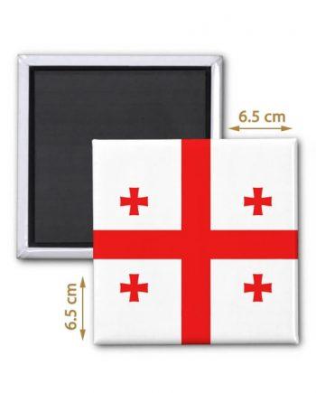 საქართველოს დროშა მაცივრის მაგნიტი - Warp.ge