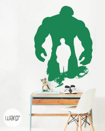 Hulk Wall Decal - Home - Warp.ge