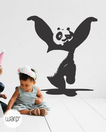 Kung Fu Panda - Kedlis Sticker - Home - Warp.ge