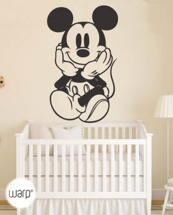 Mickey Mouse - Kedlis Sticker - Home - Warp.ge