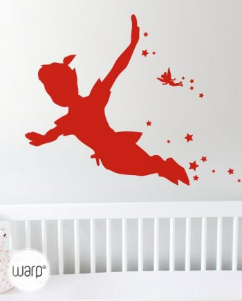 Peter Pan Kedlis Sticker Bavshvebistvis - Home - Warp.ge