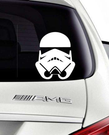 მანქანის სტიკერი Star wars